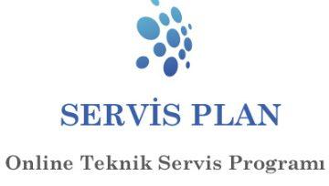 Online Teknik Servis Programı