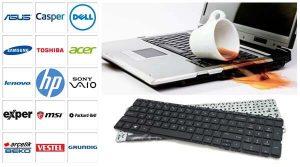 laptop klavye değişimi